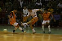 A Fundação Municipal de Esportes de Tijucas promoveu nesta terça-feira (21)  a final do I Campeonato Municipal de Futsal Sub 14. O evento atraiu um  grande ... 56d8042dbd547