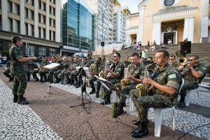Banda do Exército (Divulgação)