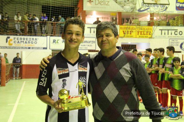 Feras Academia de Futebol é campeão do Futsal Sub 14 - Notícias ... 2cfe05b7a1400